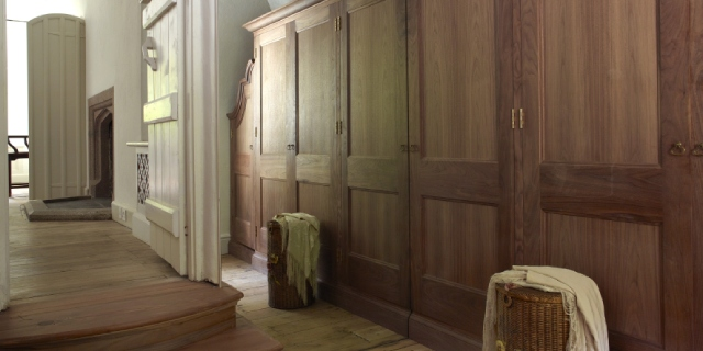 Photo of bespoke wardrobes