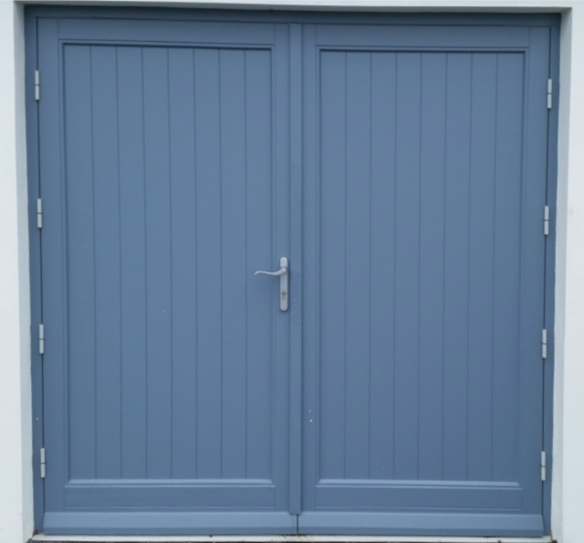 Photo of a door