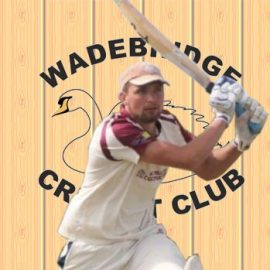 Featured image of sponsored player from Wadebridge Cricket Club